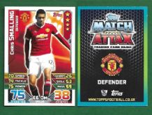Manchester United Chris Smalling England 165
